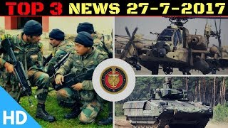 Top 3 Latest Headlines : Indian Defence Updates : Germany's Puma in India's FICV