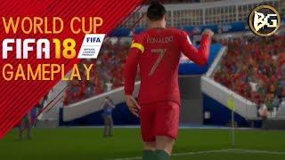 FIFA 18 WORLD CUP | TEREMOS UMA NOVA GAMEPLAY?