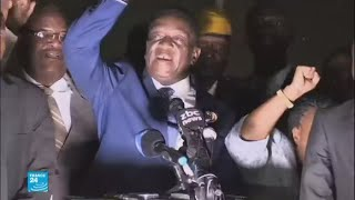 من هو رئيس زيمبابوي الجديد؟