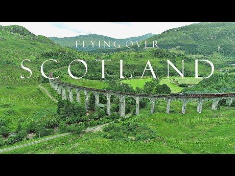 Xxx Mp4 BEAUTIFUL SCOTLAND Highlands Isle Of Skye AERIAL DRONE 4K VIDEO 3gp Sex