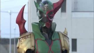 Kamen Rider Diend Complete Form and Final Attack Ride
