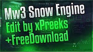 [SPRX/1.24/MW3] SNOW ENGIME EDIT + DOWMLOAD
