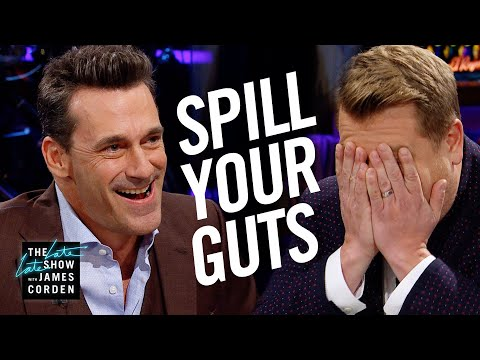 Xxx Mp4 Spill Your Guts Or Fill Your Guts W Jon Hamm 3gp Sex