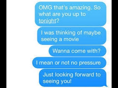 Use These 5 Text Messages To Make Her Want You