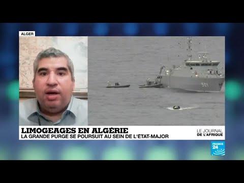 Xxx Mp4 Algérie La Grande Purge Se Poursuit Au Sein De L Armée 3gp Sex