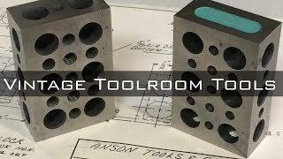 Vintage Toolroom Drawings