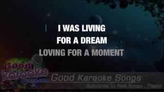 The Search Is Over - The Who ( Karaoke Lyrics )