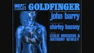 James Bond - Goldfinger soundtrack Alpine Drive - Auric's Factory