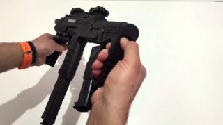 Video Review zur neuen TIPPMANN TCR Maschinenpistole **NEU**