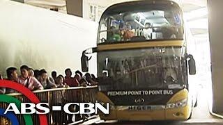 TV Patrol: P2P bus, balik-pasada na