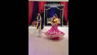 Shakar wandaan re mehndi dance  Kanwez weds Ashi