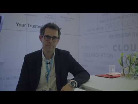ICT Spring Europe 2017, Interview with Mr. Olivier Berthelier, CTO, co-Founder of Limonetik