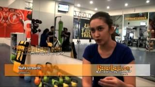 Nafa Urbach Latihan Boxing Karena Senang Berkelahi