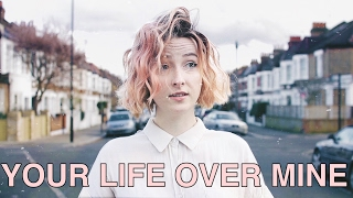 Tessa Violet - Your Life Over Mine (Bry cover)