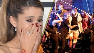 Ariana Grande BREAKS Her Silence About Manchester Concert Attack