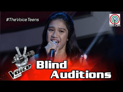 The Voice Teens Philippines Blind Audition: Justine Narvios - Sax