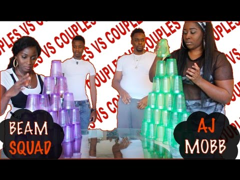 Couple Vs Couple Challenge Ft AJ Mobb (Epic Punishment)