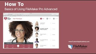 Navigating FileMaker Pro Advanced (Great For New Users)