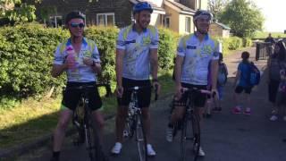 Craven School Games Charity Bike Ride 2017