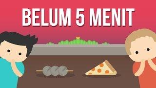 Apakah Makanan yang Belum 5 Menit Jatuh Aman Dimakan?