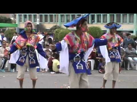 Concurso de Danzas Folklóricas Peruanas en Bellavista