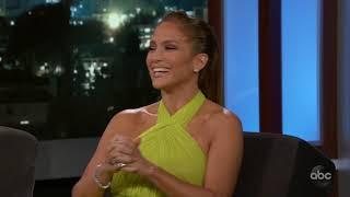 Jennifer Lopez on Valentine