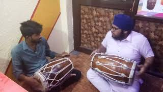 Happy Singh & Raman Kumar Check Dholak Tone Dholak Made By Chet Ram Gill 9888303415
