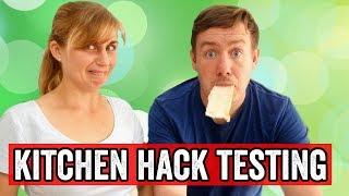 KITCHEN HACK TESTING #5