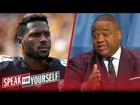 Whitlock and Wiley react to Antonio Brown s trade to the Raiders NFL SPEAK FOR YOURSELF
