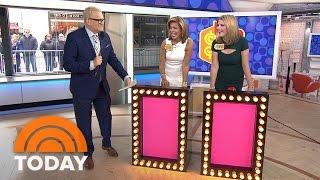 Hoda, Jenna Play The Price Is Right's Showcase Showdown With Drew Carey | TODAY