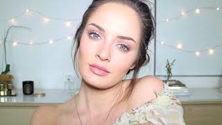 Soft Focus Dusty Rose Wedding Makeup Tutorial // ENGLISH ROSE LOOK
