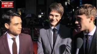 Nico Mirallegro, Oliver Heald & Adam Long Interview - Stone Roses film Spike Island