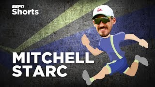 Mitchell Starc's magical numbers