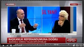 Başkan Aykurt Nuhoğlu Ulusal Kanal-Nasıl Yani Programının Konuğu
