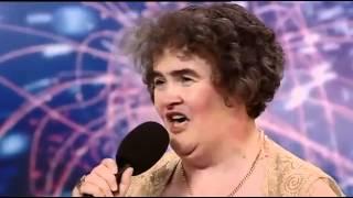 Susan Boyleأذهلت العالم تحولت من لا شئ الى كل شيئ !