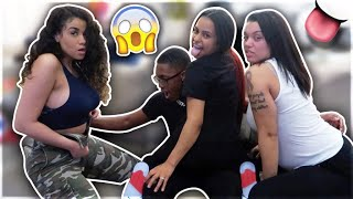 LET'S HAVE A 4$OME PRANK ON DAMIEN AND NATE!! **GETS REAL**
