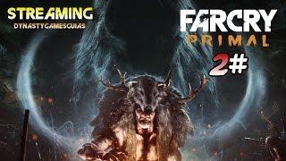 Far Cry Primal 2# El señor de las bestias   Dificultad Experto   Streaming Walkthrough Español