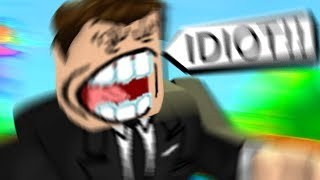 ROBLOX SCREAMING AT NOOBS