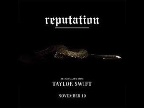 Taylor Swift - End Game ft. Ed Sheeran & Future. (Lyric Video)