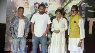 TE3N Trailer 2016 Launch   Amitabh Bachchan, Vidya Balan
