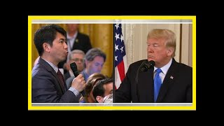 Trump Mocks Japanese Reporter During Absolute Mess of a Press Conference