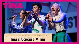 Femke, Shalisa en Sander - Just like me | Tina in Concert