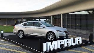 쉐보레 임팔라 시승기 3.6 LTZ (남해) Chevrolet Impala First Drive