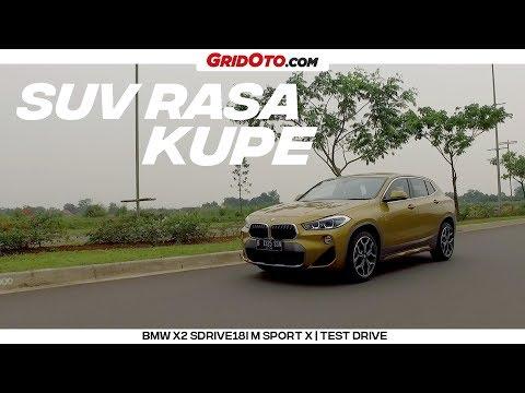 Xxx Mp4 Tes Lengkap Kupe SUV BMW X2 SDrive18i M Sport X Test Drive GridOto 3gp Sex