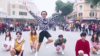 [KPOP IN PUBLIC CHALLENGE] BBOOM BBOOM - Momoland - Dance cover by Oops! Crew Ft. MINGYANG(KINGSMAN)