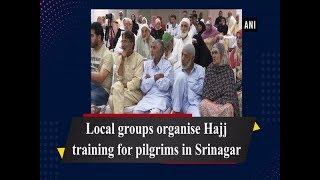 Local groups organise Hajj training for pilgrims in Srinagar