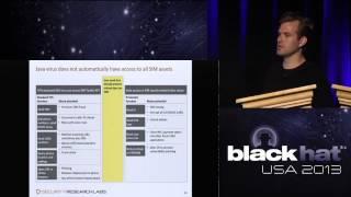 Black Hat 2013 - Rooting SIM Cards