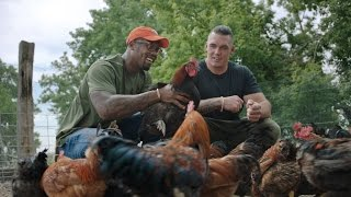 Von Miller's Chicken Farm | Football is Family