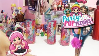 Party PopTeenies - Le Nuove Blind Bags Festaiole di Spin Master!