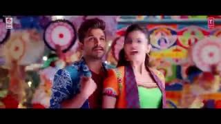 SARRAINODU Full Video Song    'Sarrainodu'    Allu Arjun, Rakul Preet    Telugu Songs 2016